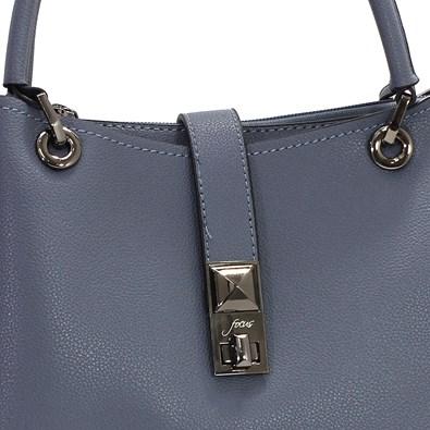 Bolsa Focus Alça de Mão Azul