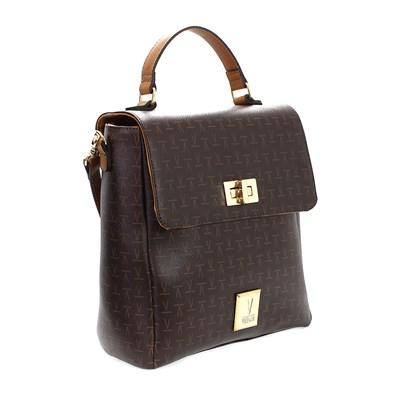 Bolsa Vizzano Napa Soft Bag Café