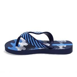 Chinelo Ipanema Deck Menino Azul