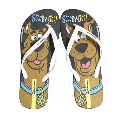 Chinelo Ipanema Scooby Doo Menino Preto