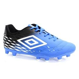 Chuteira Umbro Campo Soccer Fifity Masculino Azul