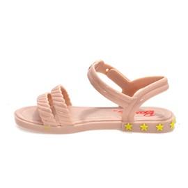 Sandália Grendene Kids Barbie Candy Bag Menina Rosa