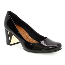 Sapato Bebecê Amarilis Feminino Preto