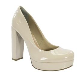 Sapato Bebecê Feminino Nude