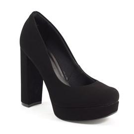 Sapato Bebecê Feminino Preto