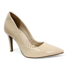 Sapato Bebecê Scarpin Feminino Nude