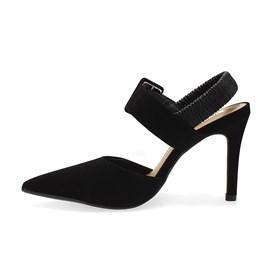 Sapato Bebecê Social Fivela Feminino Preto