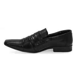 Sapato Bertelli Confort Masculino Preto