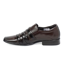 Sapato Bertelli Social Masculino Marrom