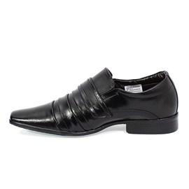 Sapato Bertelli Social Preto Masculino