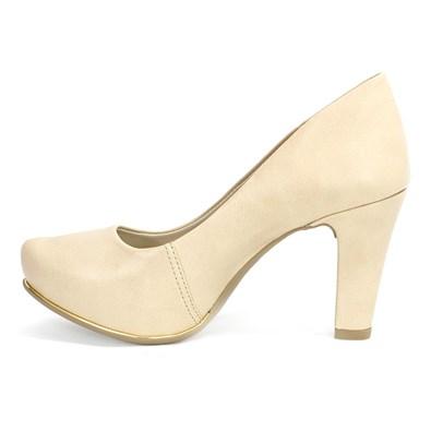 Sapato Dakota Garland Feminino Nude