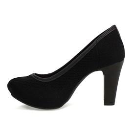 Sapato Dakota Malha Feminino Preto
