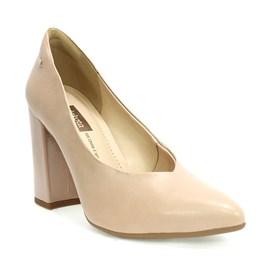 Sapato Dakota Portofino Feminino Nude