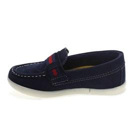 Sapato Klin Flyer Menino Azul