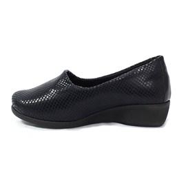 Sapato Malu Eloa Lycra Feminino Preto