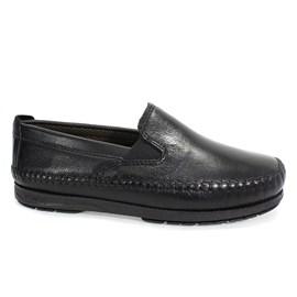 Sapato Mocassim Comparini Preto