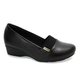 Sapato Modare Casual Ultra Conforto Feminino Preto