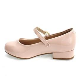 Sapato Molekinha Boneca Menina Rosa