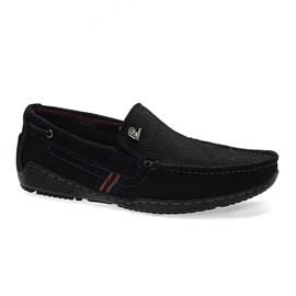 Sapato Pegada Mocassim Navy Masculino Preto