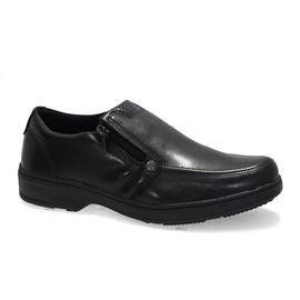 Sapato Pegada Social Anilia Masculino Preto