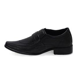 Sapato Pegada Social Couro Mestiço Masculino Preto