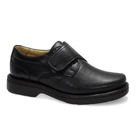 Sapato Pipper Social Soften Masculino Preto