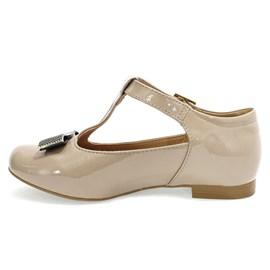 Sapato Renata Della Vecchia Feminino Creme