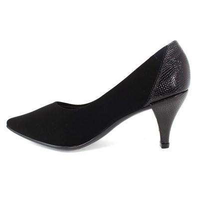 Sapato Santinelli Scarpin Feminino Preto
