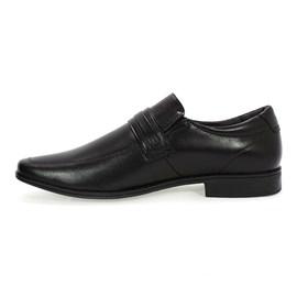 Sapato Social Masculino Duke Preto Pipper