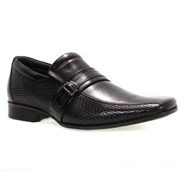 Sapato Social Rafarillo Conforto Masculino Preto