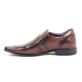 Sapato Social Rafarillo Masculino Marrom