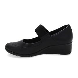 Sapato Terapêutico Malu Melina Napa Feminino Preto