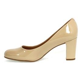 Sapato Vizzano Social Feminino Bege