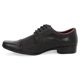 Sapato Zaffiori Social com Cadarço Masculino Preto