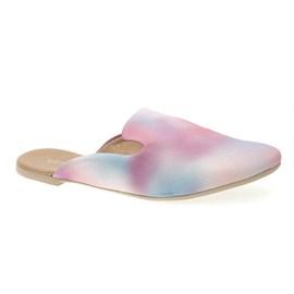 Tamanco Mule Verazzi Tye Dye Summer Feminino