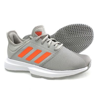 Tênis Adidas GameCourt W Feminino Cinza