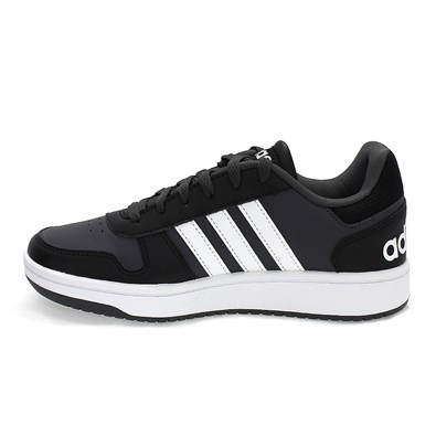 Tênis Adidas Hoops 2.0 Masculino Preto e Cinza