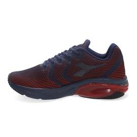 Tênis Diadora Fluid Masculino Vermelho e Azul