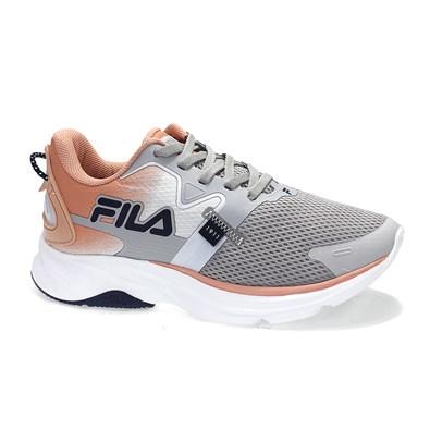 Tênis Fila Racer Motion Feminino Prata e Coral