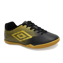Tênis Indoor Umbro F5 Light Masculino Preto