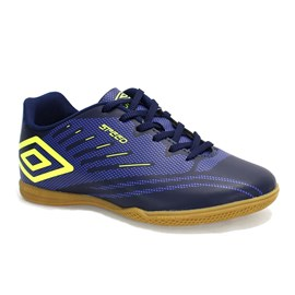 Tênis Indoor Umbro Speed IV Masculino Azul