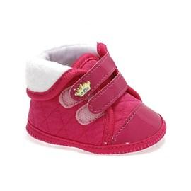 Tênis Keto Coroa Bebê Rosa