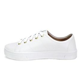 Tênis Moleca Napa Shoes II Feminino Branco