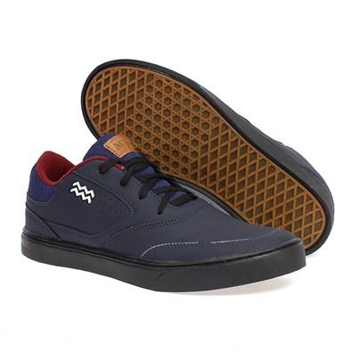 Tênis Mountrek Streetwear Masculino Azul