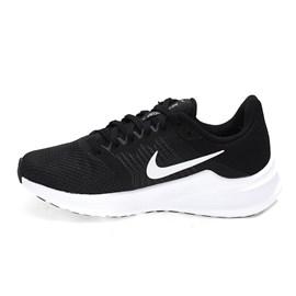 Tênis Nike Downshifter 11 Feminino Preto e Branco