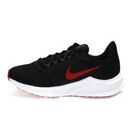 Tênis Nike Downshifter 11 Masculino Preto e Vermelho