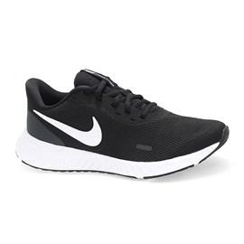 Tênis Nike Revolution 5 Masculino Preto e Branco