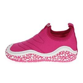 Tênis Novopé Antiderrapante Baby Menina Rosa Pink
