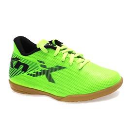Tênis OXN Velox Indoor Menino Verde