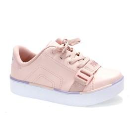 Tênis Pink Cats Manila Menina Rosa